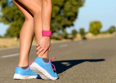 Sprained Ankle Sports Physiotherapist Melbourne