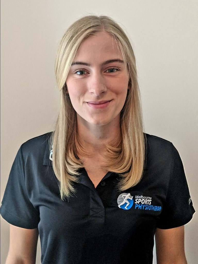 Anna Trnka Physiotherapist North Melbourne