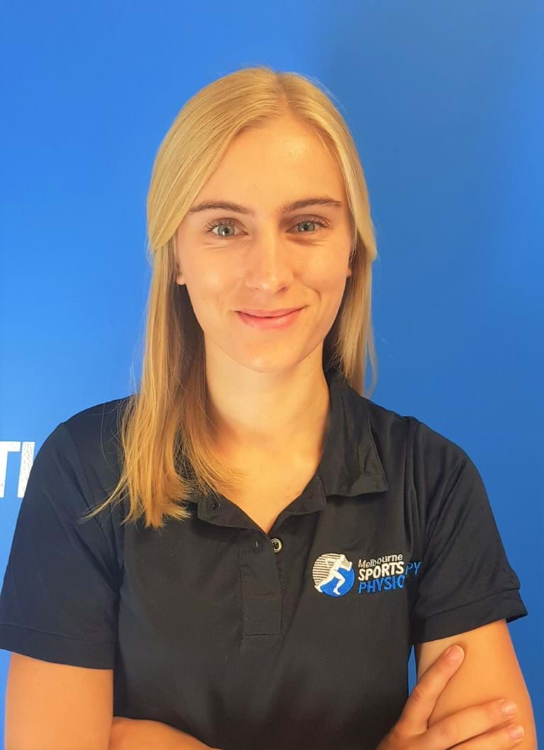 Anna Trnka Best sports physiotherapist in north melbourne for running injuries