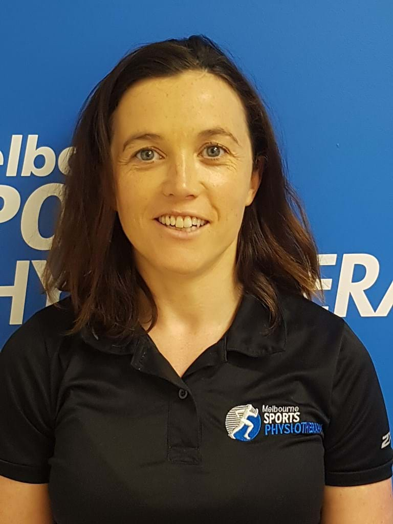 Claire Mc Guinness - Physiotherapist