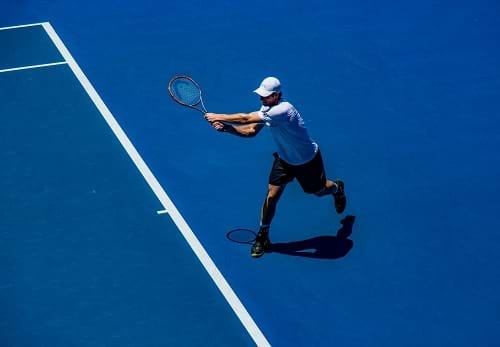 Hip Physiotherapy Tennis