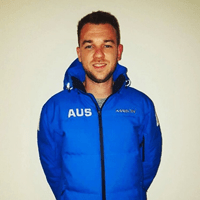 Liam Robinson Sports Physiotherapist Melbourne Winter Olympics
