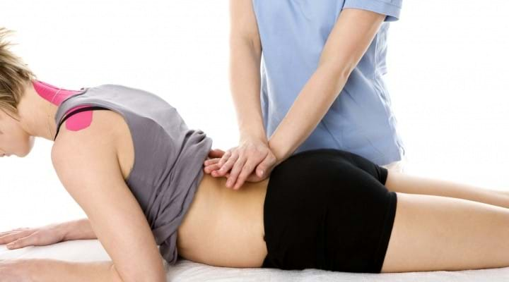 Physiotherapy For Your Back Pain - That's A Relief