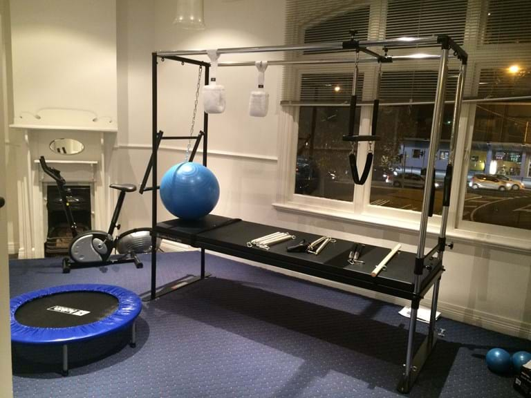 reformer clinical pilates in essendon run by physiotherapists