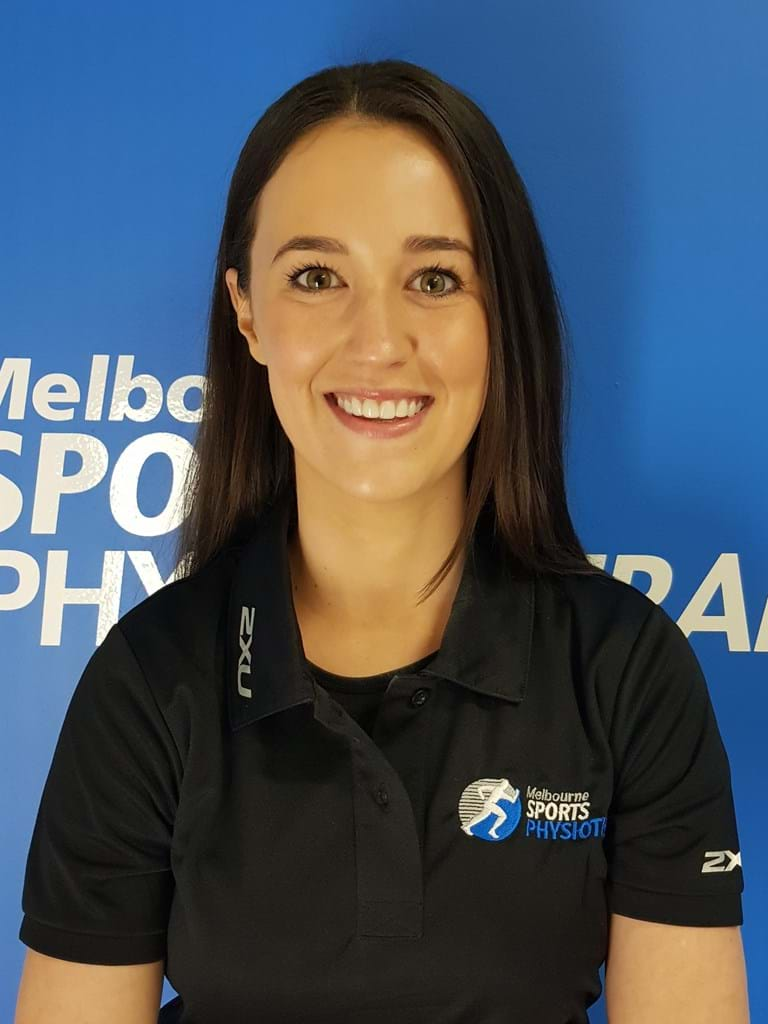Sarah Donovan Physiotherapist in Essendon